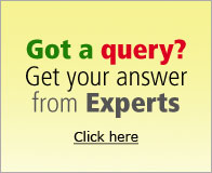 Ask Question and get answer from Experts