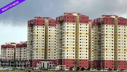 Flat in Greenfield Heights ,New Town Rajarhat Kolkata