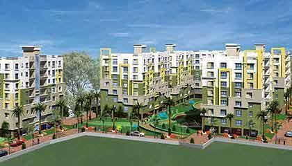 Property in Siddha Pines ,New Town Rajarhat Kolkata