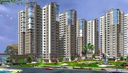 Apartment in Active Acres ,E.M. Bypass Kolkata