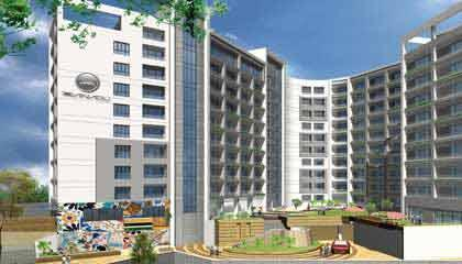 Apartment in Siddha Xanadu ,New Town Rajarhat Kolkata