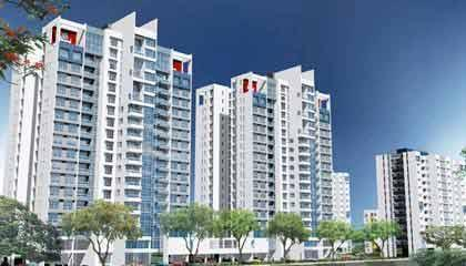 Apartment in Sureka Sunrise Symphony ,New Town, AA-II Kolkata