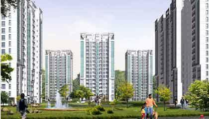 Flat in Sureka Sunrise Greens ,New Town Rajarhat Kolkata
