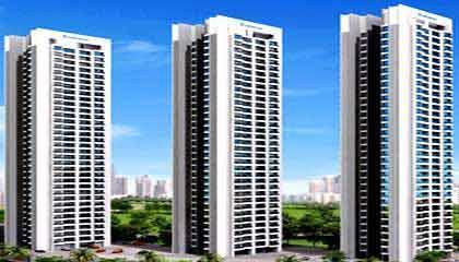 Property in Rustomjees Elanza ,Malad Mumbai