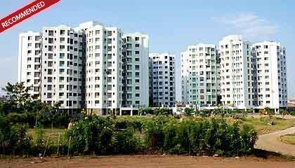 in Gera Emerald City ,Kharadi Pune