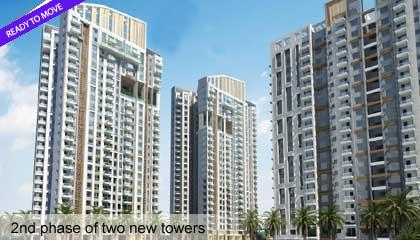 Apartment in Tata Eden Court ,Rajarhat New Town Kolkata