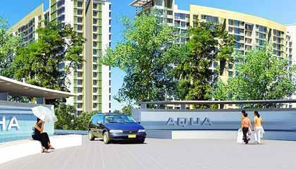 Apartment in Lodha Aqua ,Dahisar Mumbai