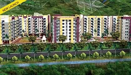 Apartment in Raghunath Residency ,NH-58, Bahadrabad Haridwar