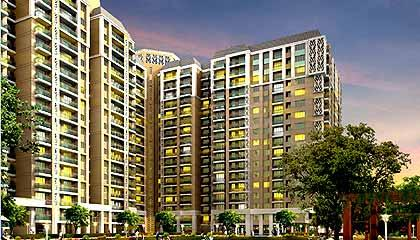 Apartment in DLF Commanders Court ,Ethiraj Road, Egmore Chennai