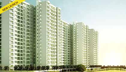 Flat in Godrej Palm Grove ,NH-4, near EVP College Chennai