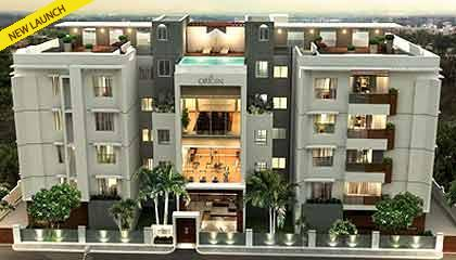 Property in The Origin ,Shastri Nagar, Adyar Chennai