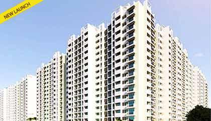 Apartment in Ekta Parksville ,Virar West Mumbai