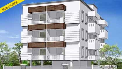 Apartment in Park View ,Kamakoti Nagar, Pallikar Chennai