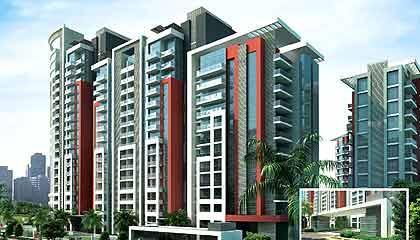 Flat in The Residency ,Sector 103, Gurgaon Delhi NCR