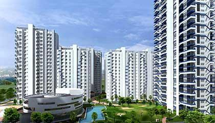 Flat in Jaypee Greens - The Kove ,Lake District, Jaypee Greens Sports City Delhi NCR