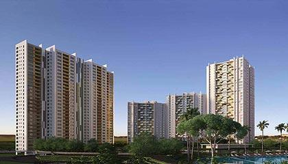 Flat in Elita Garden Vista - Phase II ,Action Area III Kolkata