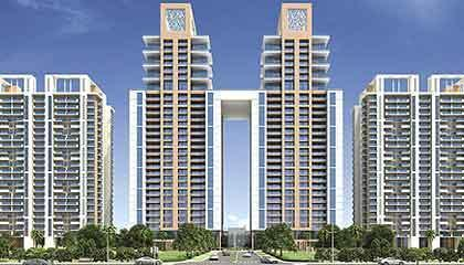 Apartment in Gaur Yamuna City ,Yamuna Expressway