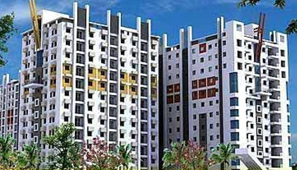 Property in Green Heights ,Rajarhat New Town Kolkata
