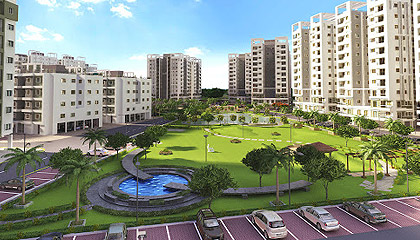 Property in Greenfield City ,Near Behala Chowrasta Kolkata