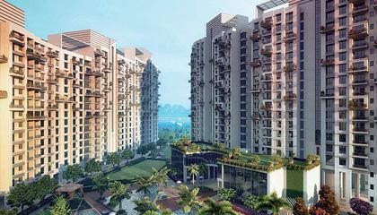 Apartment in Ideal Greens ,Golf gardens Kolkata