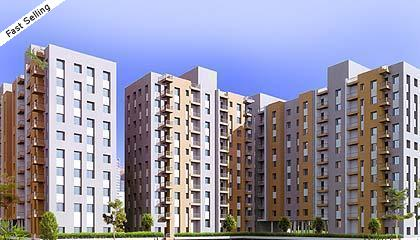 Apartment in Magnolia Skyview ,Rajarhat Kolkata