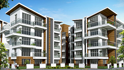 Property in Melbourne Park ,Hennur Road Bangalore