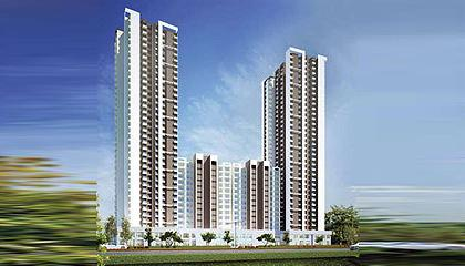 Flat in Wave Vasilia ,Sector 32  Delhi NCR